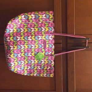 New Vera Bradley bag.